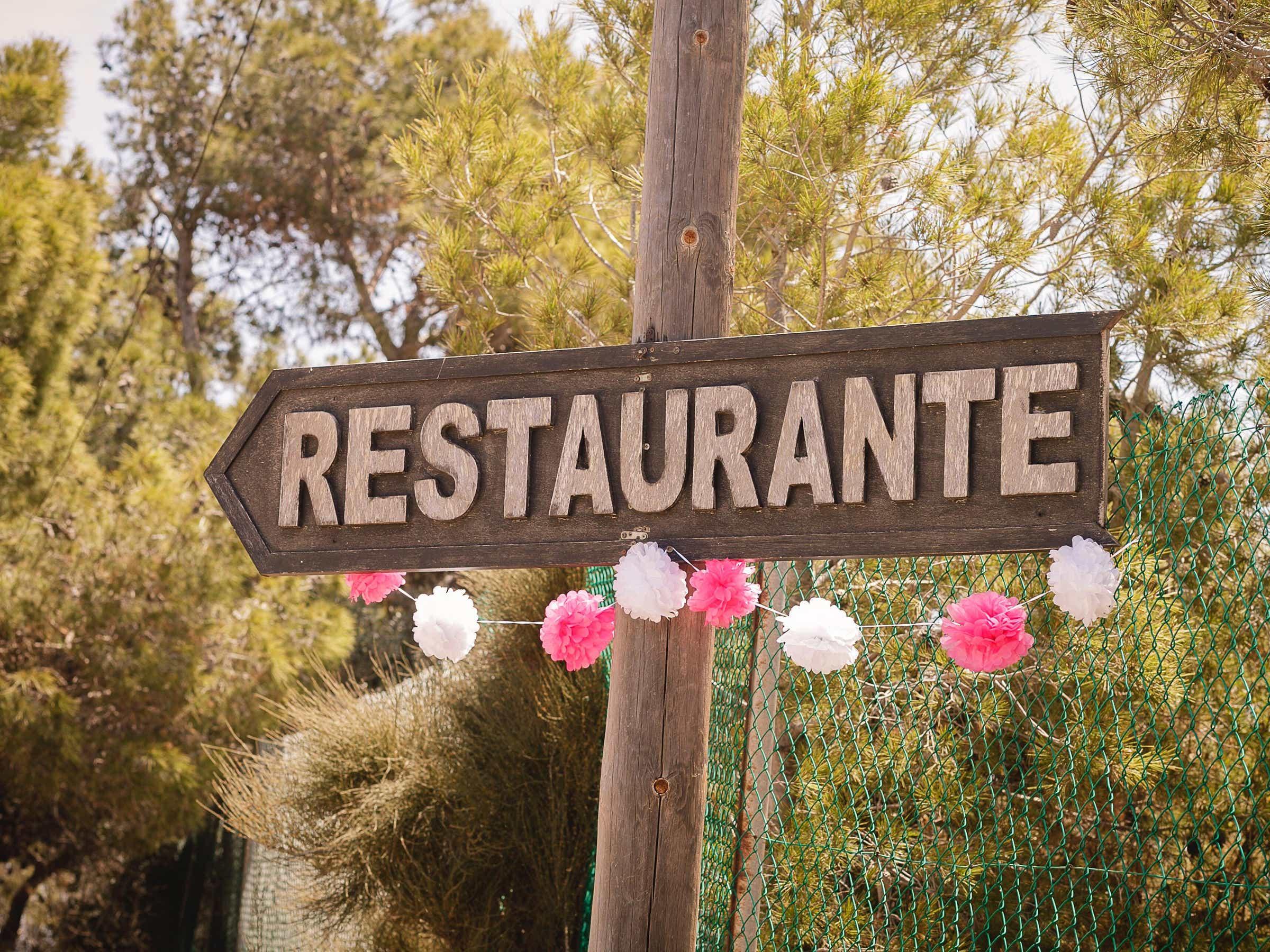 Ejemplo Restaurantes
