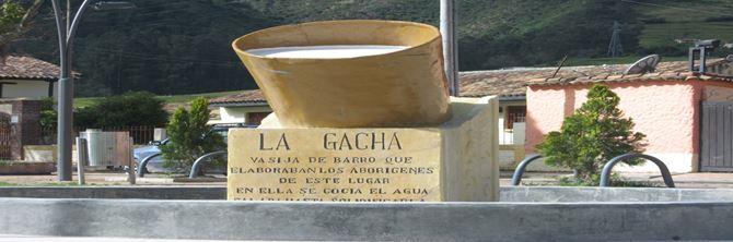 Monumento a la Gacha