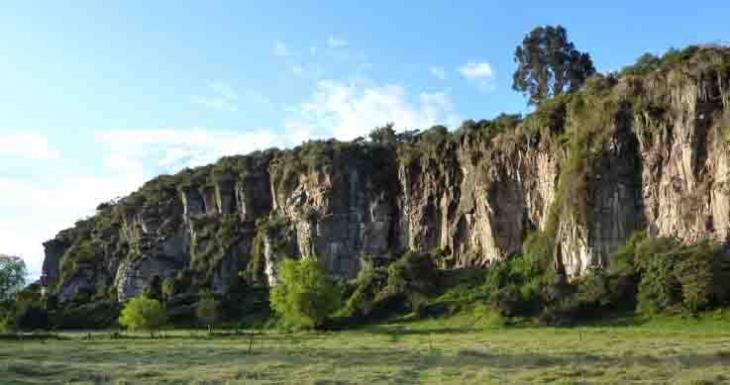 Rocas del Abra