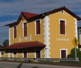 Casa de la Estación Férrea Gachancipa