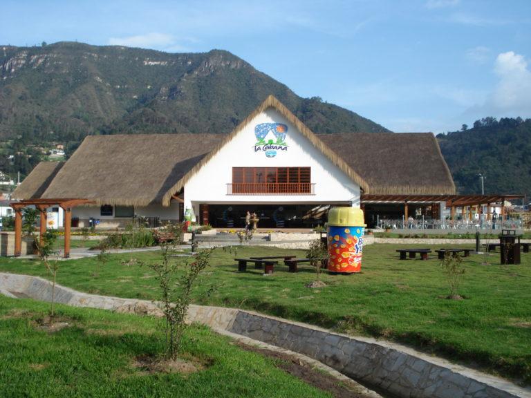 La Cabaña de Alpina