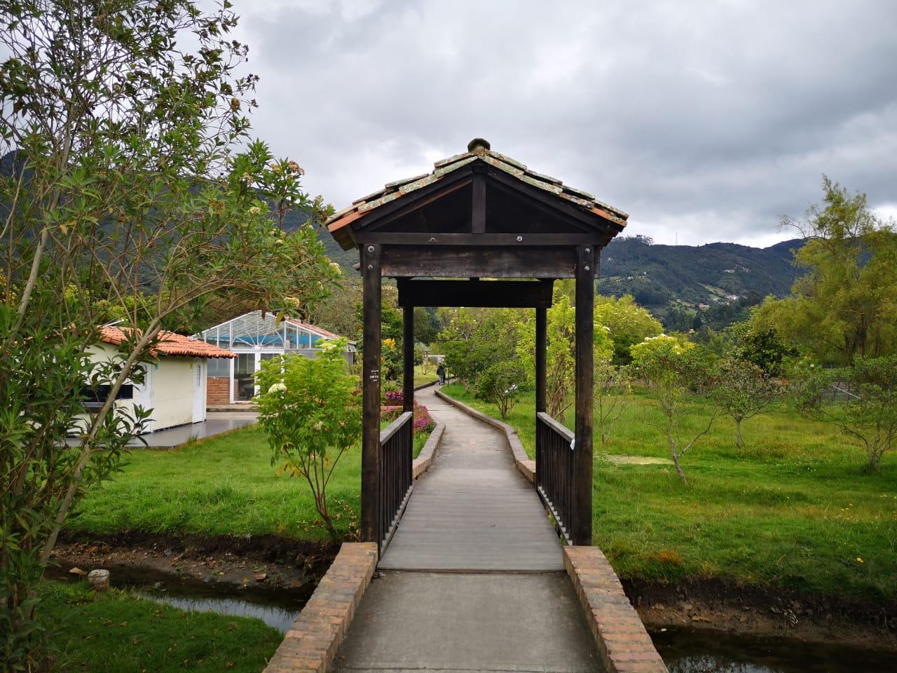 Jardín Botánico Tabio